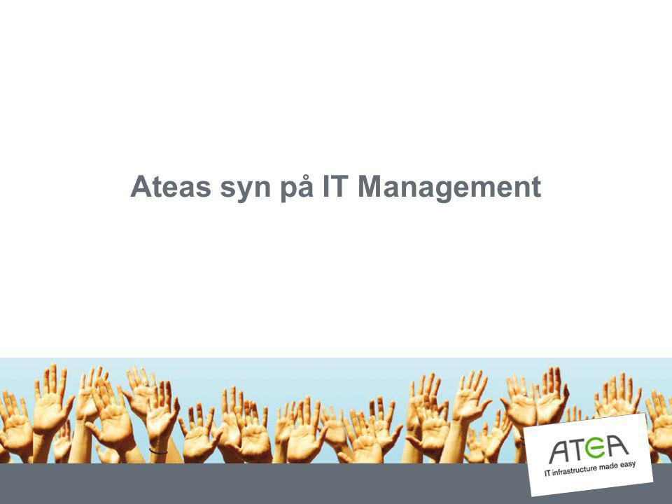 Ateas syn på IT Management