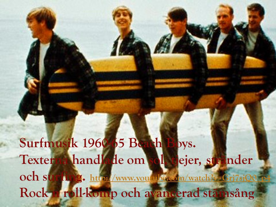 Surfmusik Surfmusik Beach Boys.