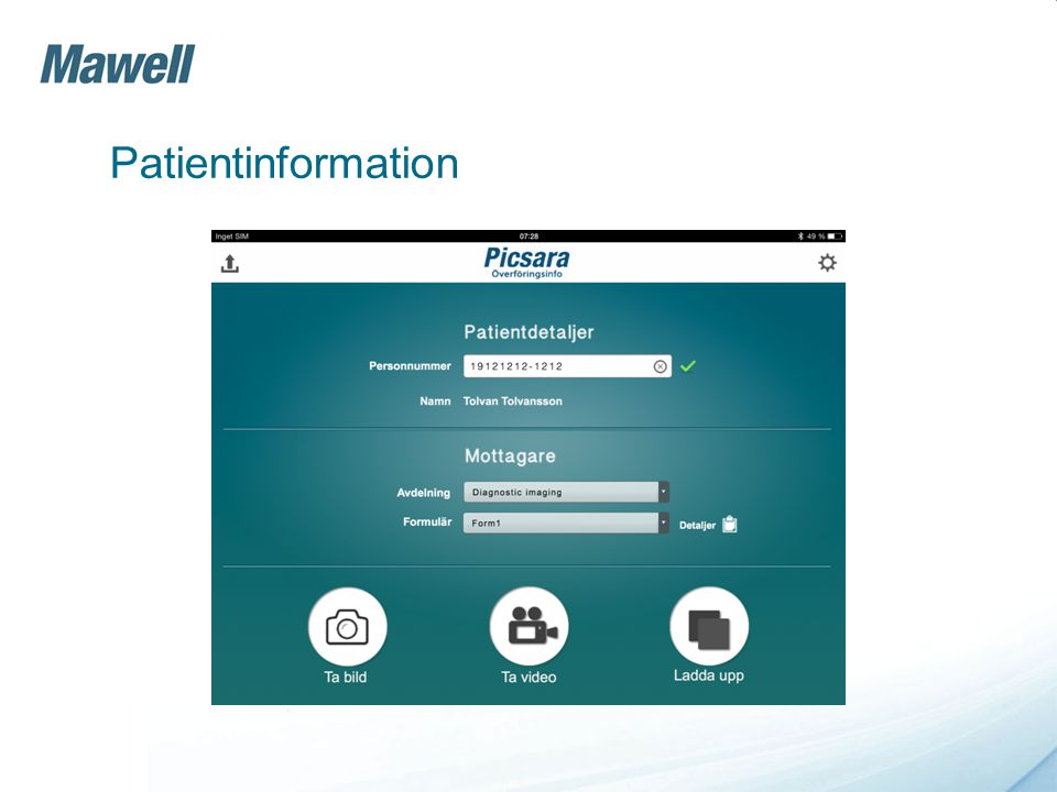 Patientinformation