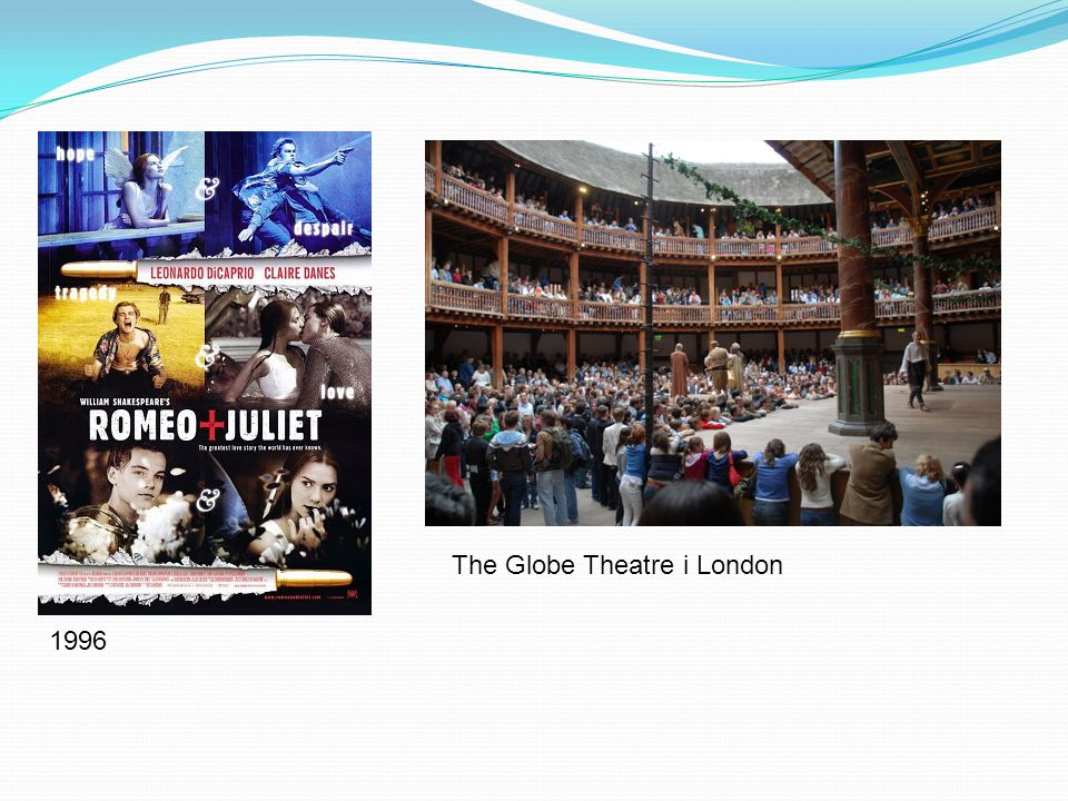 The Globe Theatre i London
