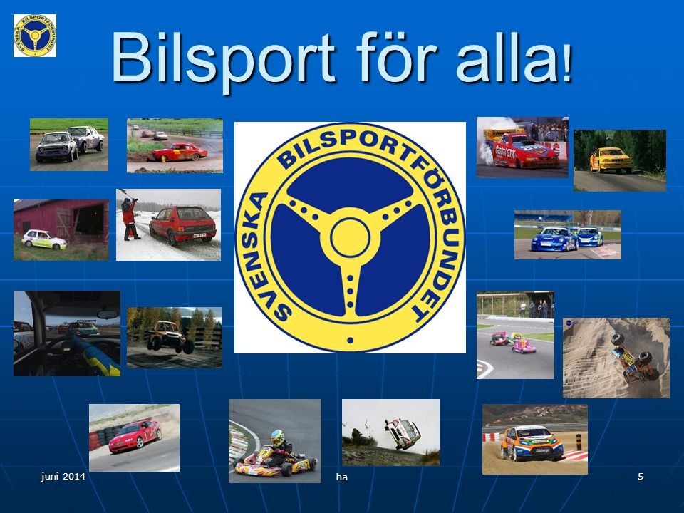 Bilsport för alla! april 2017 ha
