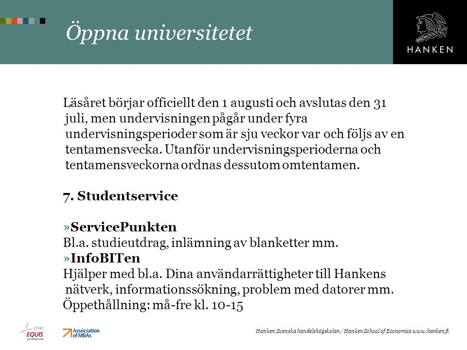 Öppna universitetet