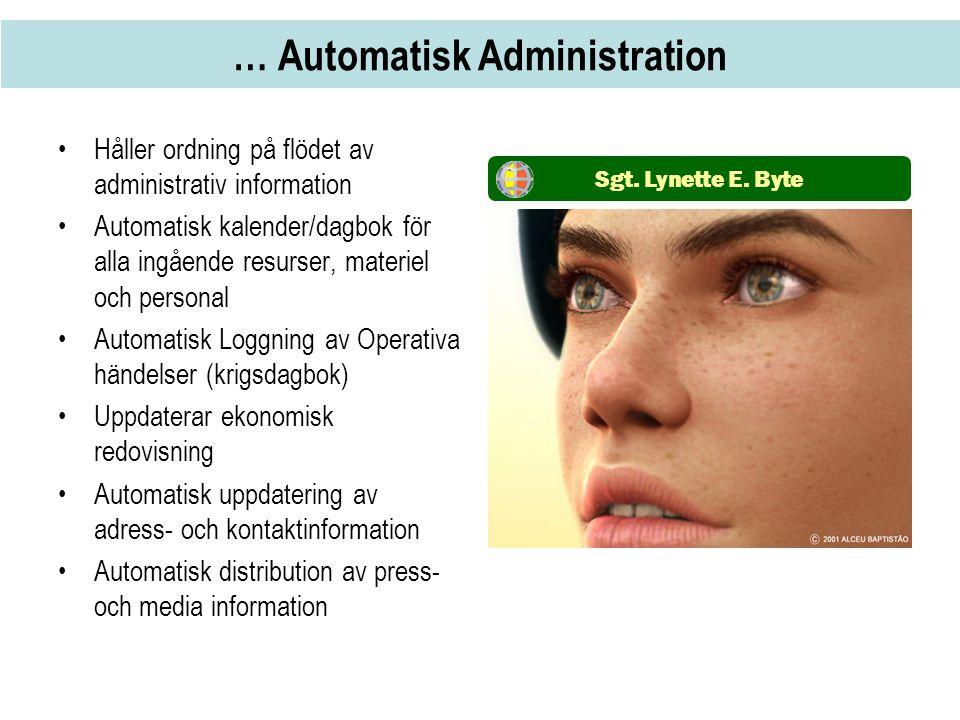 … Automatisk Administration