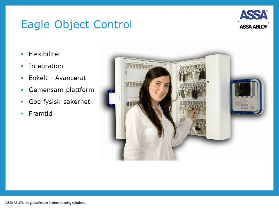 Eagle Object Control Flexibilitet Integration Enkelt - Avancerat