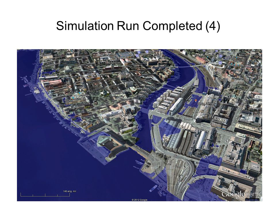 Simulation Run Completed (4)