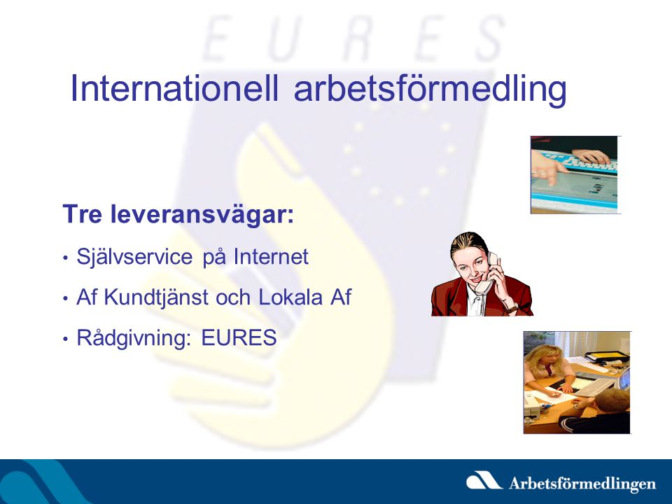 Internationell arbetsförmedling