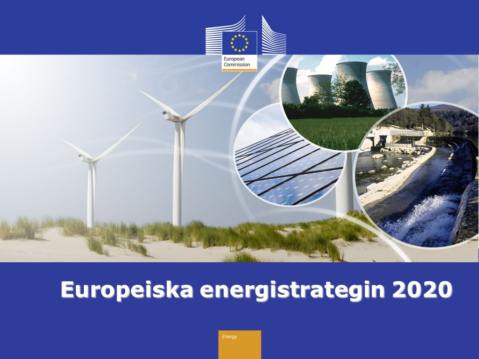 Europeiska energistrategin 2020