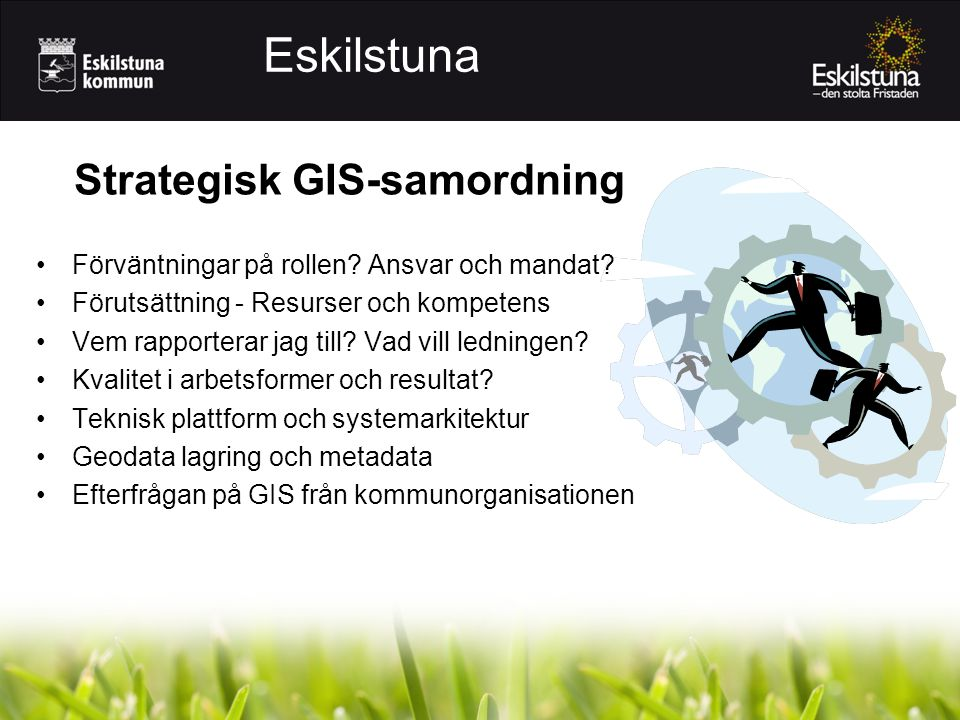 Strategisk GIS-samordning
