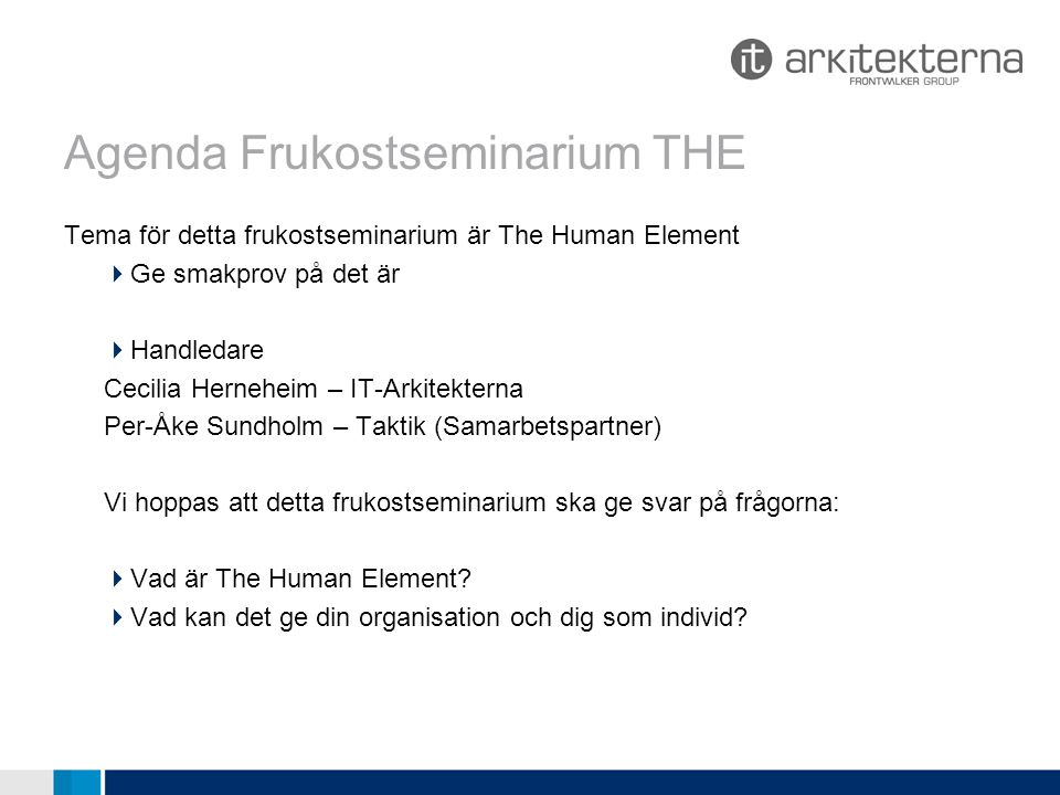 The Human Element ppt video online ladda ner