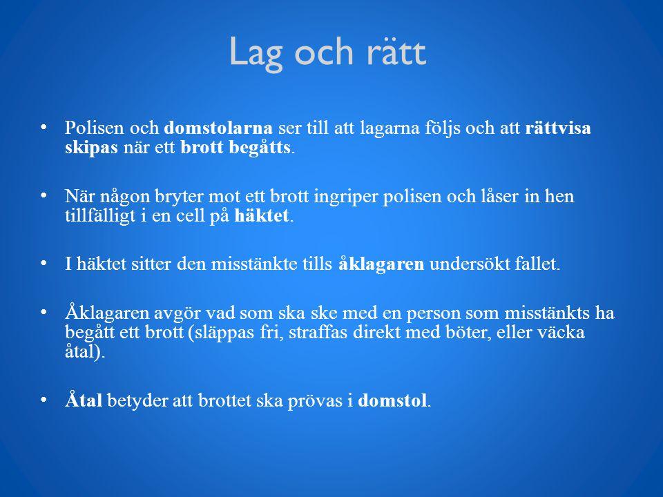 Lag Och Ratt Ppt Video Online Ladda Ner
