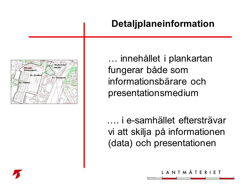 Detaljplaneinformation