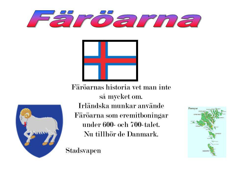vilket land tillhör färöarna