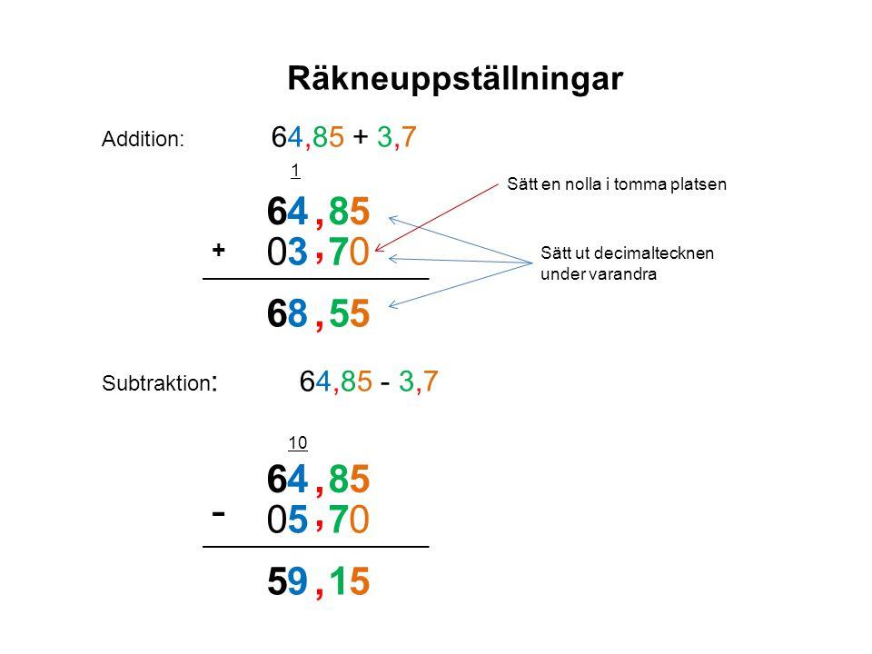 Decimaltal Av  Kawa Ali Örtagårdskolan (Ht 2010). - ppt video online ... 260ab42492356