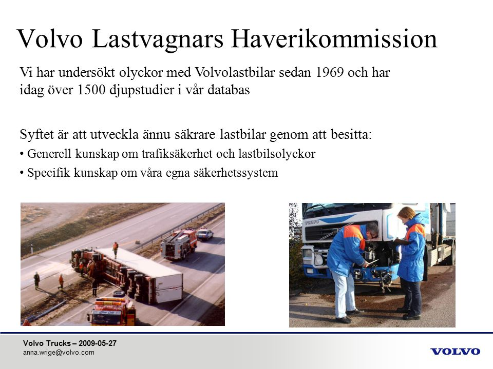 Volvo Lastvagnars Haverikommission