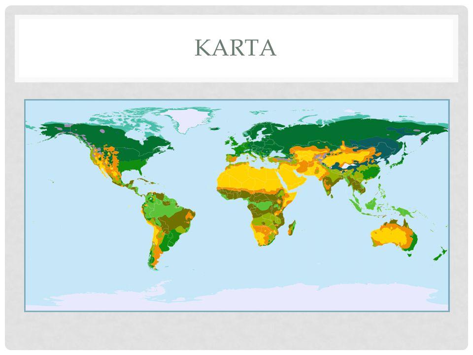 Klimatzoner Och Vegetationszoner Ppt Video Online Ladda Ner