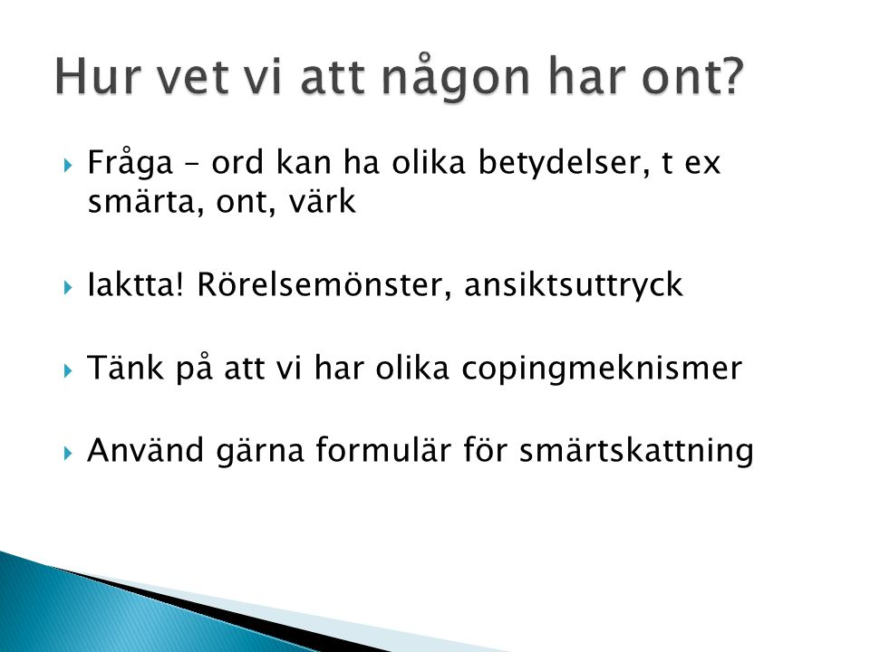 dating någon med psykologiska problem